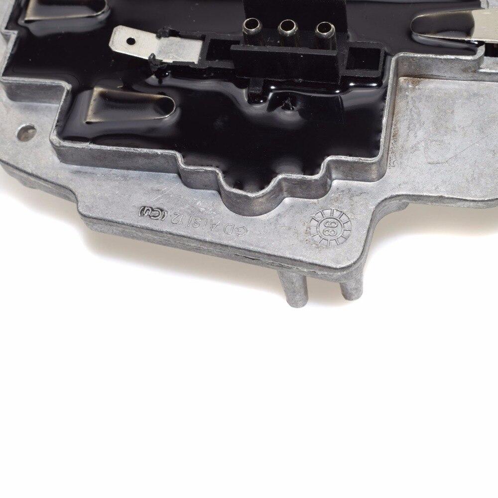 ISANCE вентилятор отопителя Вентилятор Мотор резисторный регулятор 2108206110 2108211551 для W210 Mercedes-Benz E320 E430 E55 AMG 1998-2003