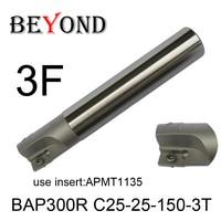 BAP400R C32 32 250 3T Discount Face Mill Shoulder Cutter For Milling Machine Boring Bar Machine