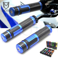 22mm Motorcycle handlebar Gel Grips Hand Grips Handle Rubber Bar Dirt Pit bike Motocross For Yamaha R1 T MAX T MAX TMAX 530 500