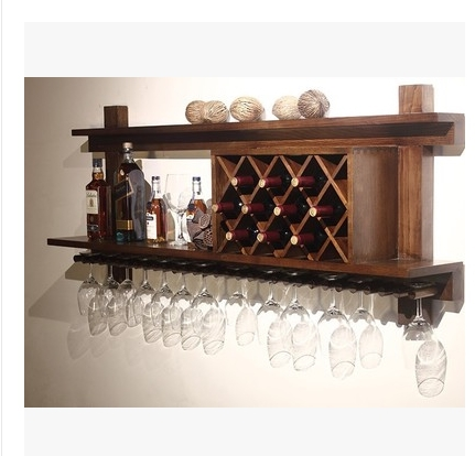 Estantes para vinos tambin podis hacer una decoracin muy - Estantes para vinos ...