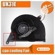 SAMXINNO original cpu coolers for ASUS ZENBOOK UX31A UX31E cooler UX31 UX31A laptop cpu cooling fan