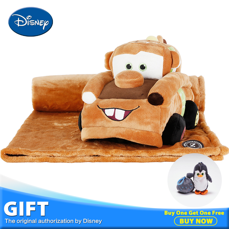 Disney Master Plush Toy Peluches Stuffed Doll+Pillow Cushion+Blanket Portable Rest 135cm*87cm Blanket Toys Kid Children Gift раскладушка therm a rest therm a rest luxurylite mesh xl