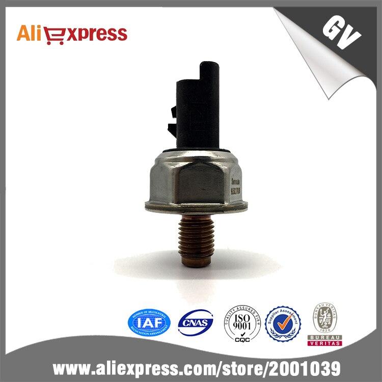Ford Focus 1.6 TDCi Diesel Carburant Capteur de pression de rail 9658227880 55PP06-03