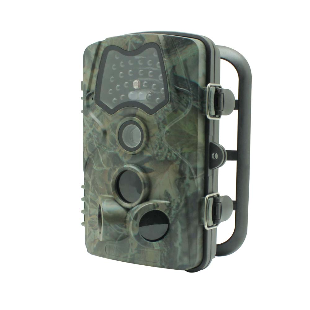 HD 12MP Game Trail Hunting Camera No Glow Infrared Scouting Cameras Night Vision with 24pcs 940nm IR LEDs and Waterproof IP66 940nm scouting hunting camera 16mp 1080p new hd digital infrared trail camera 2 inch lcd ir hunter cam