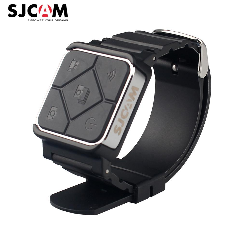 Original Sjcam 3 M impermeable reloj teledirigido para Sjcam SJ8 serie M20 Sj6 leyenda Sj7 estrella deportes acción Mini cámara DVR