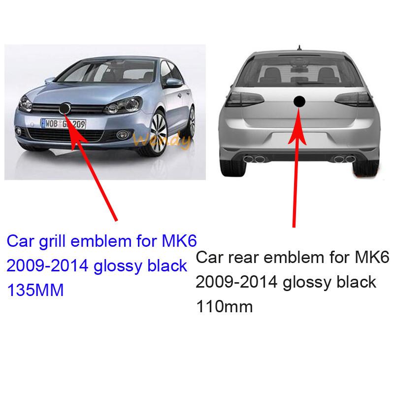 car front emblem