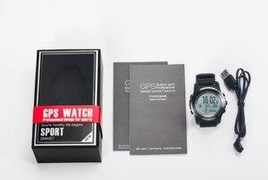 Image 5 - RUIJIE S968 GPS Smart Watch IP68 Waterproof Smartwatch Dynamic Heart Rate Monitor Multi sport Men Swimming Running Sport Watch