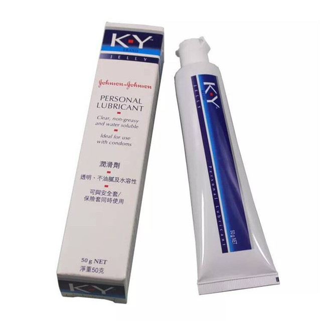 Ky Lubricant Play Body Cream Gay Sex Anal Lubricant Silk Touch Grease Silicone Lube Body Massage Easy Vagina Sex Adult Product