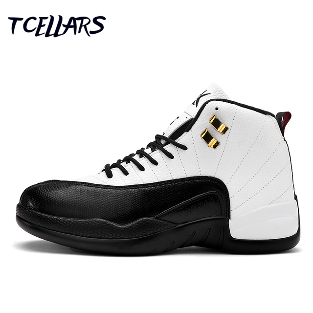 dfa736b1a1a3 Super hot high-top authentic basketball shoes cheap retro jordan 12 shoes  comfortable men sports shoes outdoor zapatillas