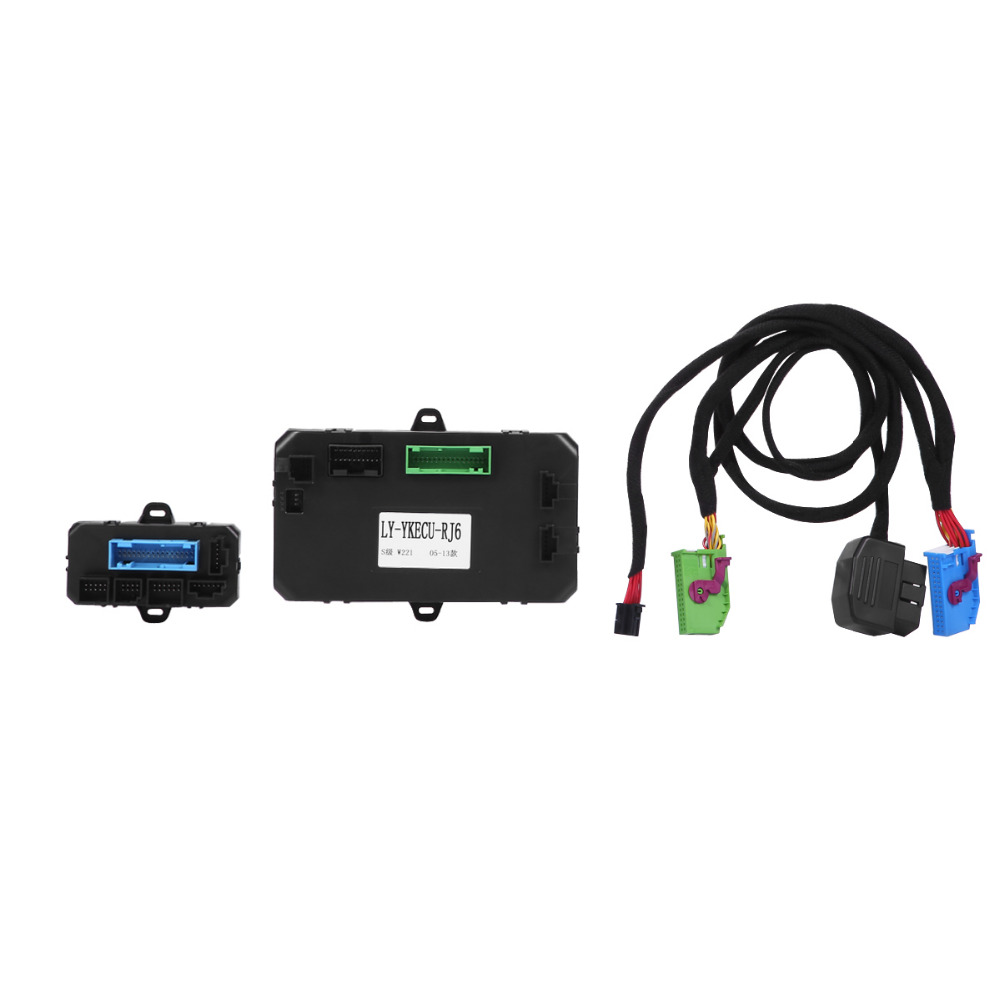 Aftermarket Car Parts >> Us 200 0 Plusobd Aftermarket Car Parts Remote Engine Start Stop For Benz S Class W221 Smartkey Control For Vehicle Precool Down Heat Up In Burglar