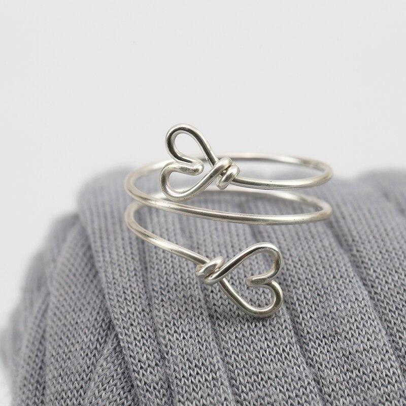 PINJEAS Petite Hearts Ring Personalized Rose handmade Custom Made ...