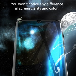 Image 4 - Nillkin Huawei 社 P30 Pro のガラススクリーンプロテクター 3D DS + 最大フルカバー 9D エッジ安全 Protecive Huawei 社の p30 プロ強化
