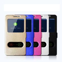 For Meizu U10 Case 5.0 inch Phone Cover Window View Flip Leather Case For Meizu U 10 U10 Back Cover Magnetic Wallet Fundas Coque