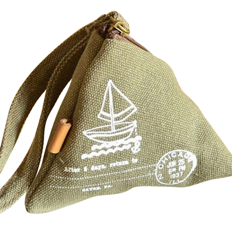New Restoring Ancient Ways Zongzi Canvas Coin Purses Change Wallets small coin purse for girls bolsos mujer de marca famosa 2018