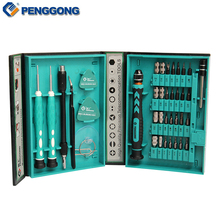38 Pcs/Set Screwdriver Set Precision Multipurpose Sleeve Screws Electronic Repair Tools Kit CR-V For Cell Phone IPhone