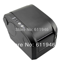 1pcs JiaBo GP3120T barcode printer label printers bar code machine label machine built,203dpi sticker