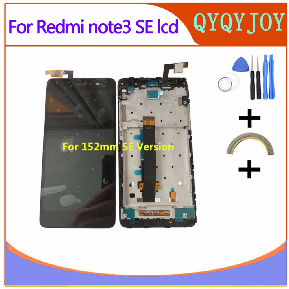 152mm AAA Q LCD For Xiaomi Redmi Note 3 Special Edition Lcd Display Screen For Redmi Note 3 Pro SE Aseembly Free Shipping152mm AAA Q LCD For Xiaomi Redmi Note 3 Special Edition Lcd Display Screen For Redmi Note 3 Pro SE Aseembly Free Shipping