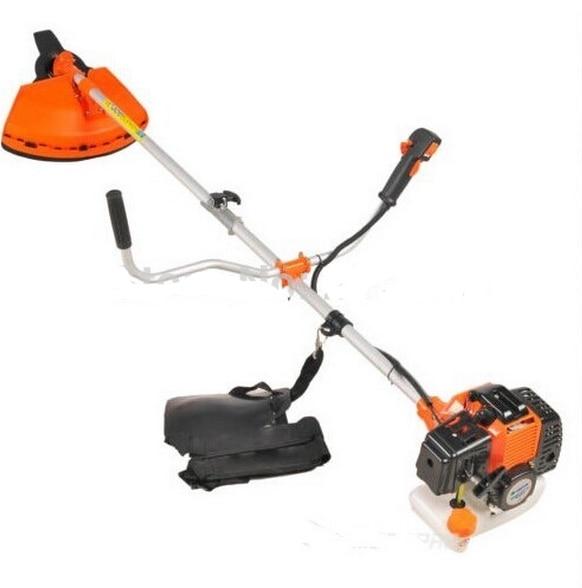 Decespugliatore a benzina per utensili da giardino 52cc 2 in 1 decespugliatore tagliaerba per lavori manuali da giardino
