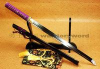 Japanese Ninja Sword wakizashi Handmade Full Tang blade 1060 Steel