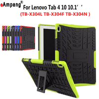 Case For Lenovo Tab4 Tab 4 10 10 1 TB X304L TB X304F TB X304N Cover