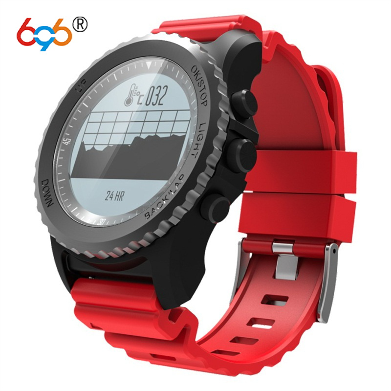 Bluetooth Smart Watch S968 Pedometer Fitness Tracker Heart Rate Monitor IP68Waterproof  SmartBracelet