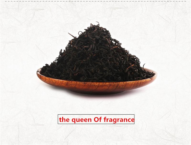 250g Top Class Lapsang Souchong without smoke Wuyi Organic Black Tea Warm Stomach, The Chinese Green Food keemun Black Tea