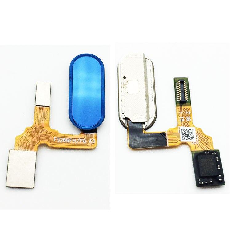 New Fingerprint Flex Cable For Huawei Honor 9 Home Menu Button Flex Cable Replacement Parts