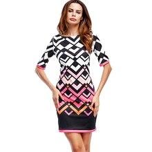 Короткий рукав сексуальное платье повязки Мода o-образным вырезом облегающее мини взлетно-посадочной полосы платье плюс Размеры тонкий 2018 Лето Винтаж Платья для вечеринок