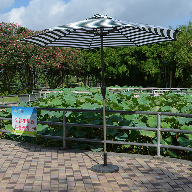 Column Umbrella Outdoor Umbrellas Folding Large Toys Stall Beach Patio  Canopy