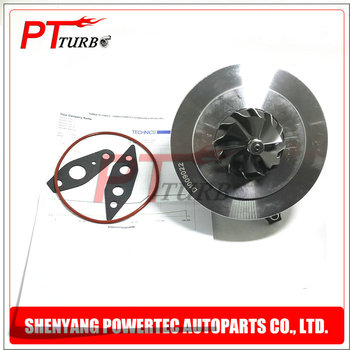 BV45 turbo core CHRA nuevo 53039880210 para Nissan Navara 2,5 DI D40 140Kw 190HP YD25DDTi-53039700210 Turbina de cartucho equilibrada