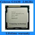 Lifetime warranty Celeron G1630 2.8GHz 2M Dual Core desktop processors CPU 1630 Socket LGA 1155 pin Computer