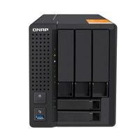 Neue QNAP TS 532X 2G speicher 5 bay diskless nas SATA expansion  2 jahre garantie-in Netzwerkspeicher aus Computer und Büro bei