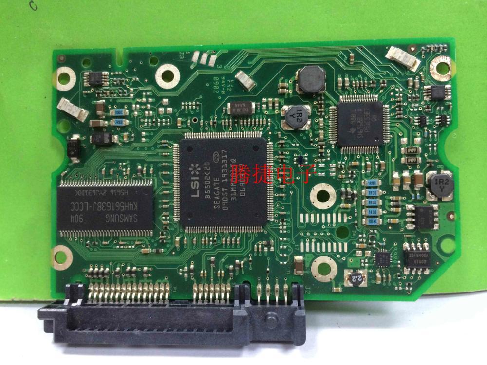Computerkomponenten Kenntnisreich Festplatte Teile Pcb Logic Board Leiterplatte 100547604 Für Seagate 3,5 Sata Festplatte Reparatur Daten Recovery GläNzende OberfläChe Computer & Büro