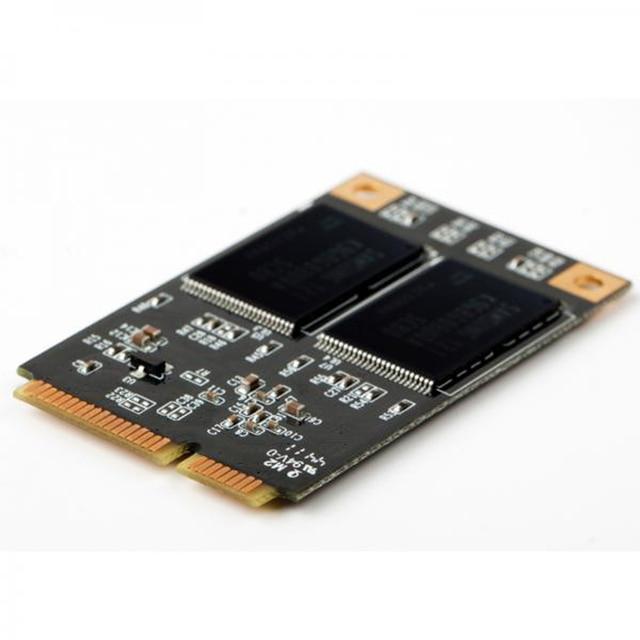 Kingspec msata mini sata3 interna mlc 32 gb/64 gb/128 gb de almacenamiento flash unidad de estado sólido para tablet loptop/ultrabook envío gratis