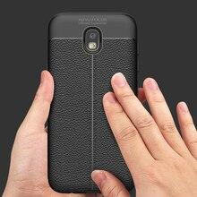 XinWen Роскошные силиконовый телефон назад etui, coque, крышка, чехол для samsung galaxy j3 2017 j330 pro Чехол Мягкий ТПУ аксессуары