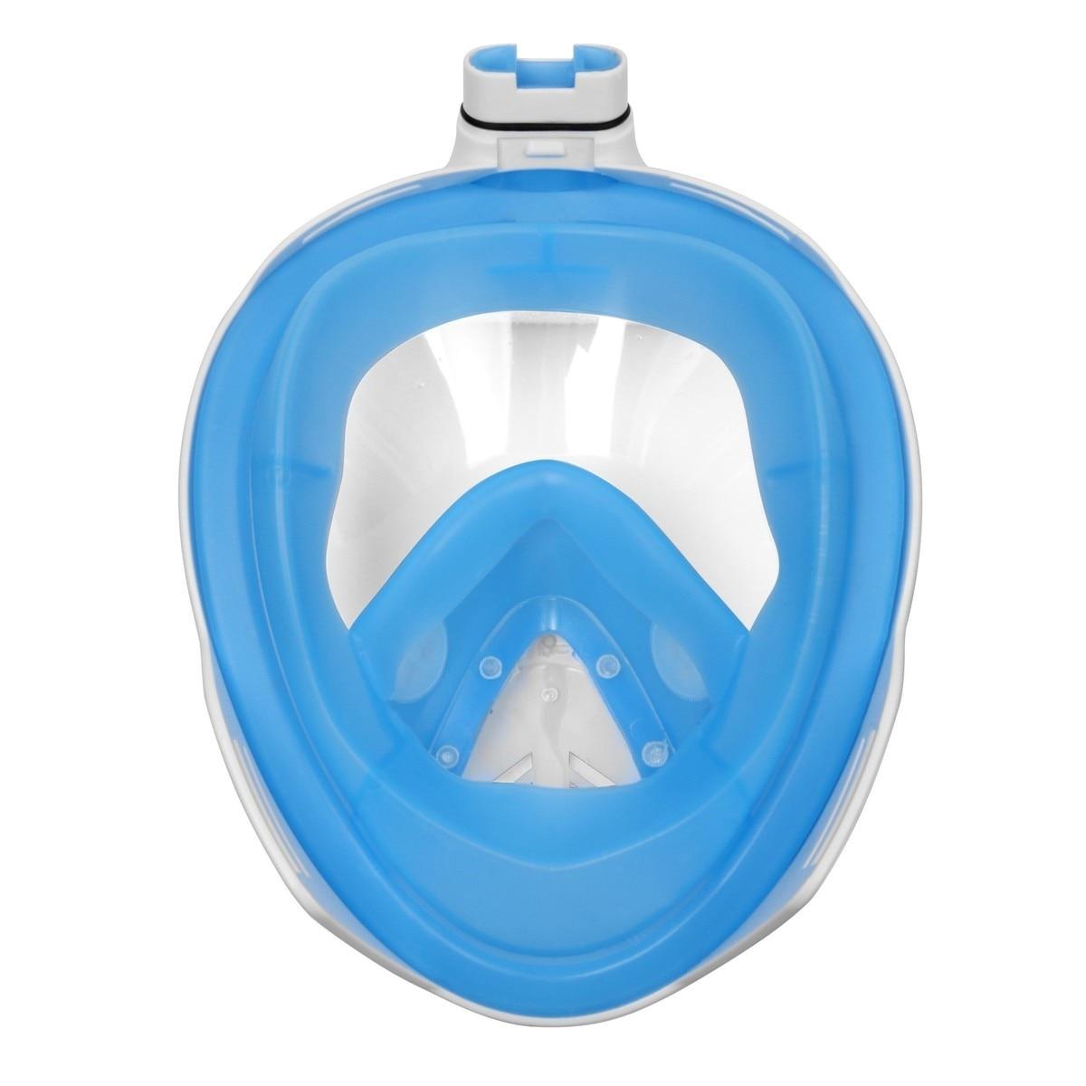 Buceo Máscara Detalles Cara De Completa Gafas Pesca Submarina Natación