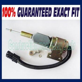 12V Fuel Stop Shut Off Solenoid Switch DC12V Shutdown Solenoid Valve 3932529 3939701 3932320 SA-4756-12