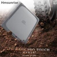 2in1!ใหม่ล่าสุดกรณีแล็ปท็อปสำหรับApple Macbook Pro 13ด้วยการสัมผัสบาร์A1706