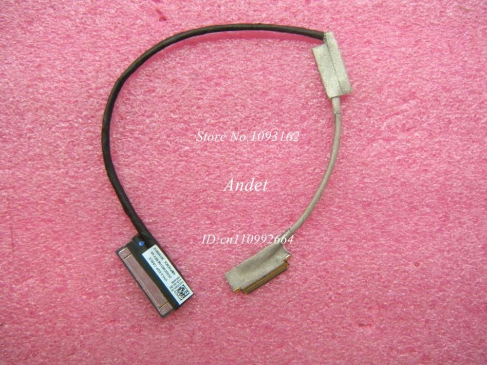 New Original for Lenovo ThinkPad T440 T450 LVDS LCD Cable Screen Video Cable Line 04X5449 SC10G41383