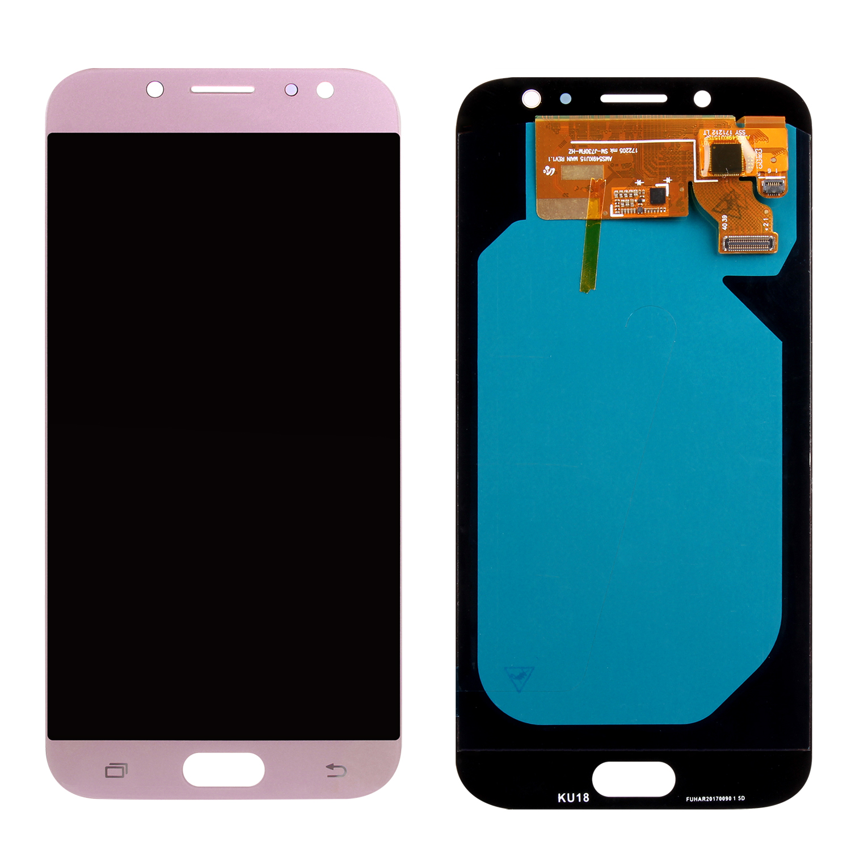 Original 5.5'' AMOLED Display for SAMSUNG Galaxy J7 Pro J730 LCD For SAMSUNG J7 2017 Display Touch Screen Digitizer J730F Screen