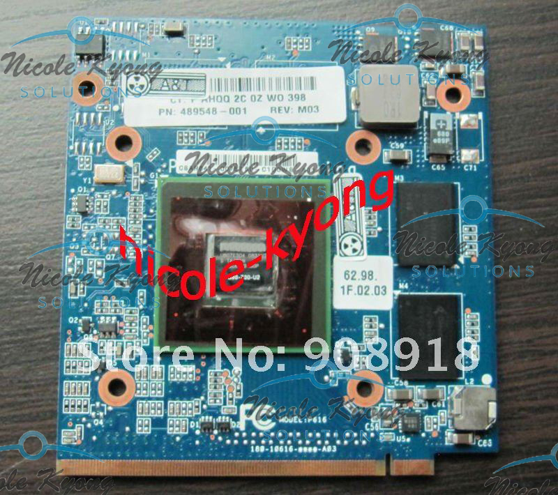 489548-001 9300M GS G98 730 U2 256MB VGA Graphics Video card for IQ500 IQ700 IQ770 IQ505 IW512 IQ812 IQ800 replace 5188-7147 for acer aspire 5520g 6930g 7720g 7730g 4630g laptop n vidia geforce 9300m gs 256mb g98 630 u2 ddr2 mxm ii graphic video card