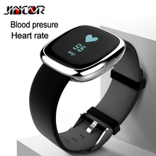 Jincor P2 Smart Watch мониторинга сердечного ритма умный Браслет мониторинг сна Bluetooth Motion трекер Браслет Android4.3 IOS8