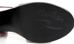 Image 5 - حقيقية أحذية من الجلد النساء الصنادل زقزقة اصبع القدم عالية الكعب الصنادل الجلدية حقيقية حجر الراين السيدات أحذية