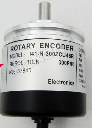 Spot new I41-H-300ZCU46R rotary encoder 256-512Spot new I41-H-300ZCU46R rotary encoder 256-512