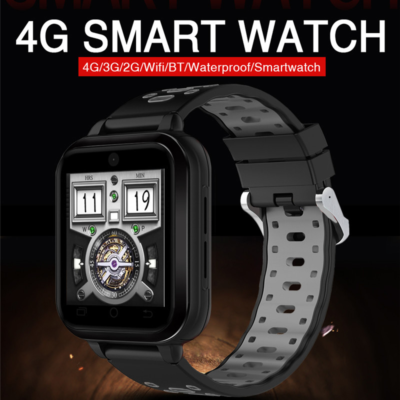 New Pewant 4G GPS WIFI Smart Watch Android 6.0 MTK6737 Quad Core Smartwatch With 720mAh Battery Support Download Smart-watch