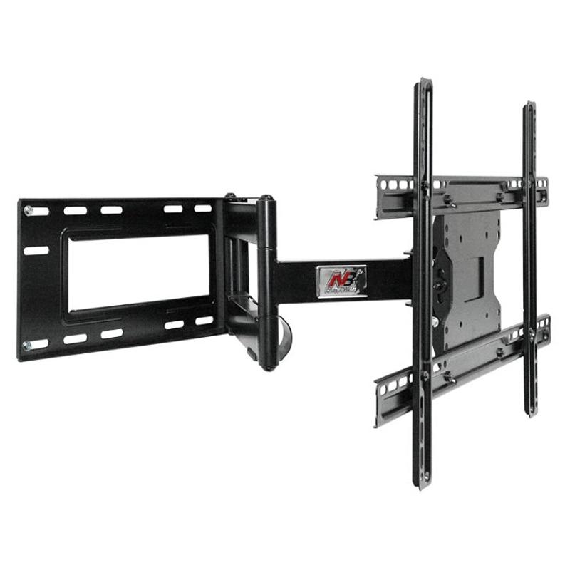 NB SP2 Heavy Duty 40-70 Flat Panel LED LCD TV Wall Mount Full Motion Ultra Long Arm Swivel 180 Degree Wall Distance 110-712mm