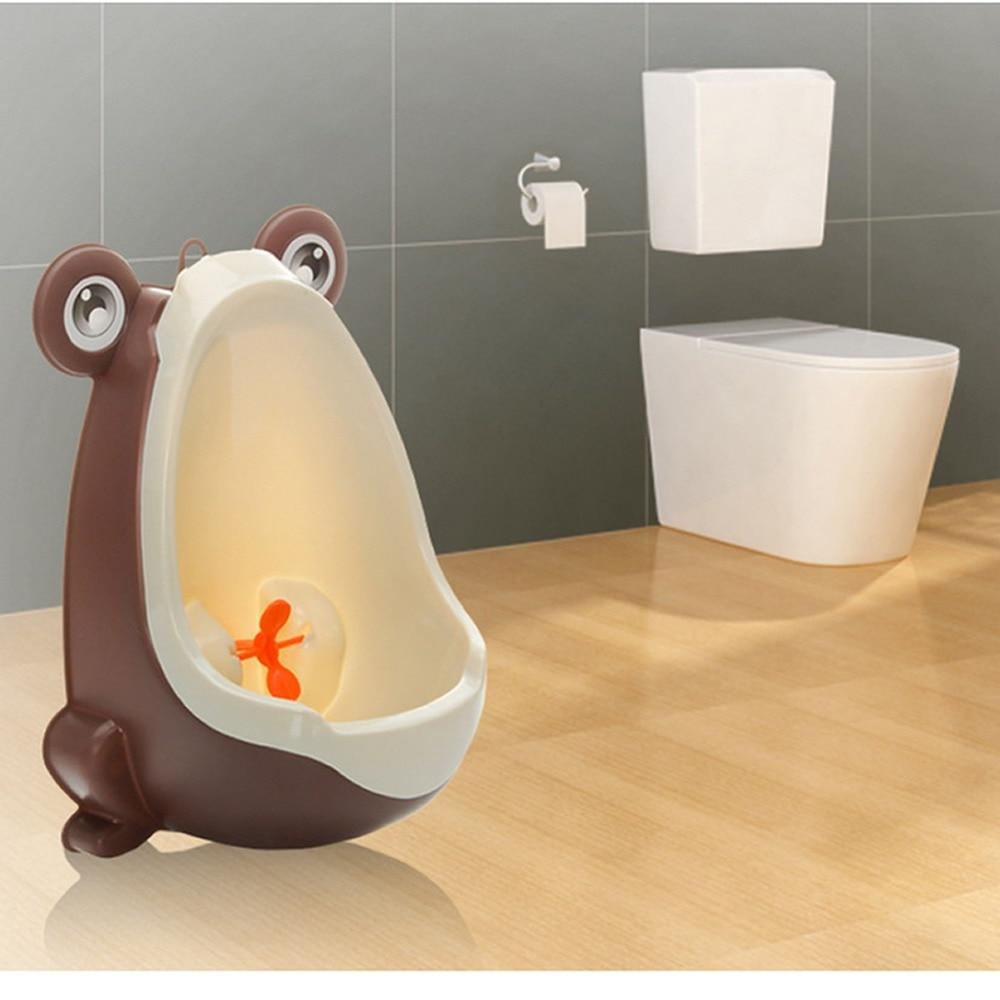 Frog Children Potty Toilet Training Kids Urinal for Boys Pee Trainer ...
