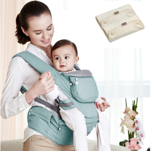 2-36 Months 36KG Breathable Multifunctional Ergonomic Baby Carrier Infant Comfortable Sling Backpack Pouch Wrap Baby Kangaroo