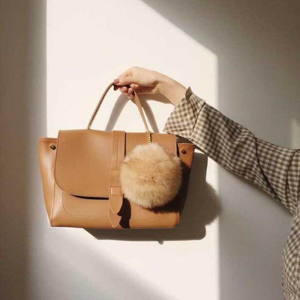 ФОТО 2017 women's pu leather vintage small handbag brief  vintage women's fashion casual shoulder messenger small bag  bulb