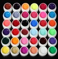 New Brand  36 Pots Pure Color Decor UV Gel Nail Polish Excellent Nail Gel Manicure Profession Makeup Tools #NP137